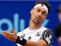 टेनिस:  इटली के फाबियो फोगनीनी ब्राजील ओपन के क्वार्टर फाइनल में पहुंचे