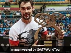 टेनिस: फैबियो फोगनिनी ने निकोलस जैरी को हराकर ब्राजील ओपन खिताब जीता