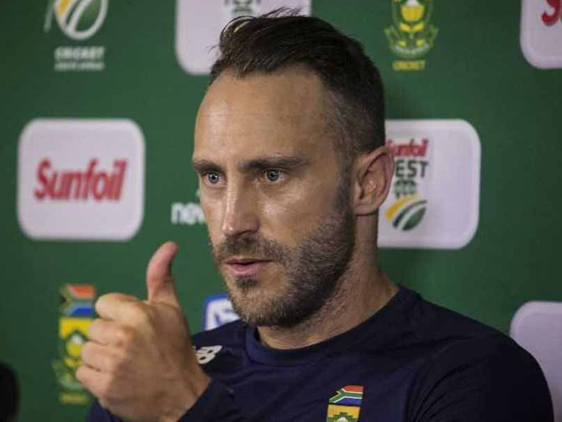 Ball-Tampering Row: Faf du Plessis Texted Steve Smith After The Ban, Here