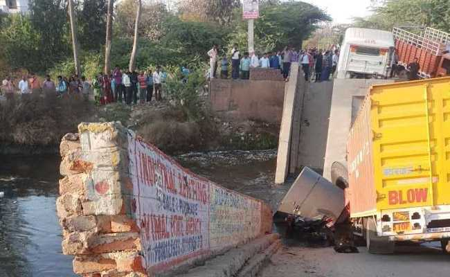 faridabad bridge collapsed