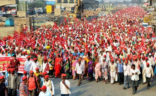 Kisan Long March In Mumbai: Traffic Advisory Released By Police