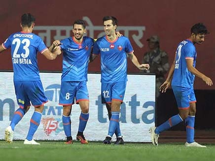 Indian Super League: Goa Thrash Jamshedpur To Enter Play-Offs
