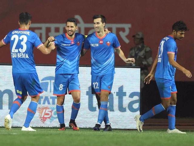Indian Super League: Goa Thrash Jamshedpur To Enter Play-Offs