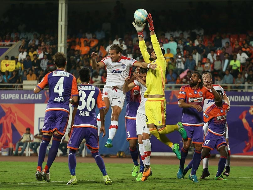 Indian Super League: FC Pune City, Bengaluru FC Play Out Goalless Draw In Semis First Leg