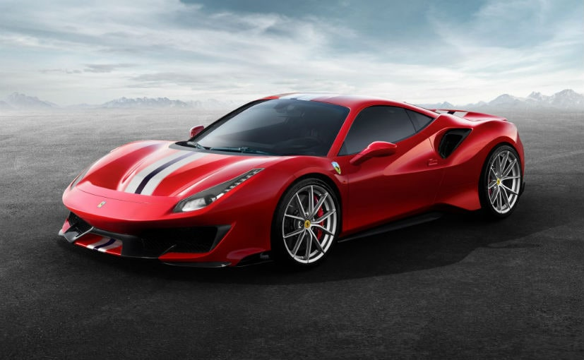 Ferrari 488 Pista's V8 Wins 2018 Engine Of The Year Award