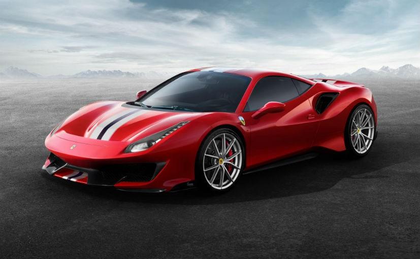 Ferrari 488 Pista S V8 Wins 2018 Engine Of The Year Award Ndtv