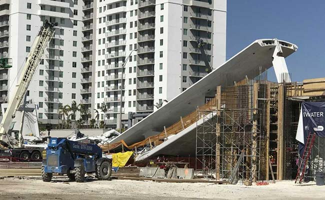 Bodies, Cars Still Pinned By Deadly Miami Bridge Collapse