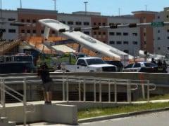 Florida Footbridge Collapse Highlights: 4 People Killed