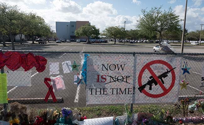 Florida School Shooting Victim Files Legal Notice To Sue Local Government