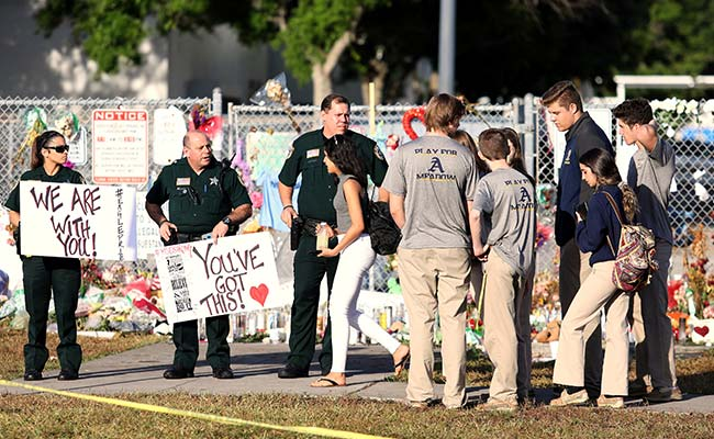6 Months After Massacre, Students Begin School Year At Florida School