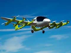 Google Guru Larry Page Tests Flying Taxis In New Zealand