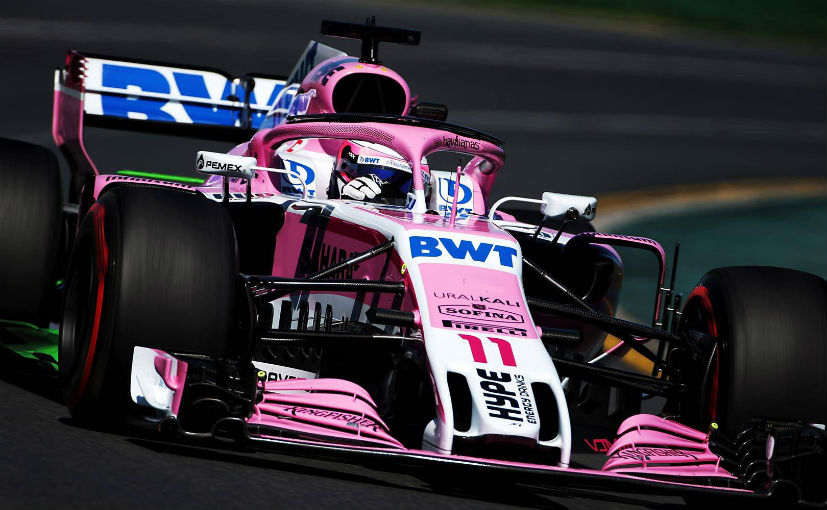 ec8ba66af9633d Force India s Deal With Havaianas Is A Masterstroke In Ad Placement ...