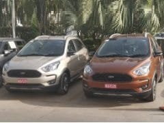 Ford Freestyle Spotted Again Ahead Of Its Official Launch