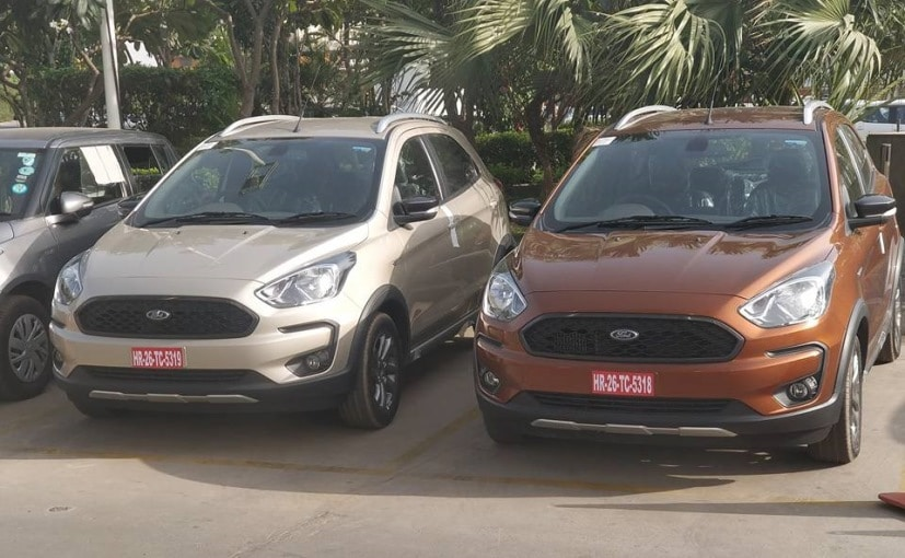 Like the Figo and Aspire, the Ford Freestyle will also be manufactured at the Sanand Plant in Gujarat
