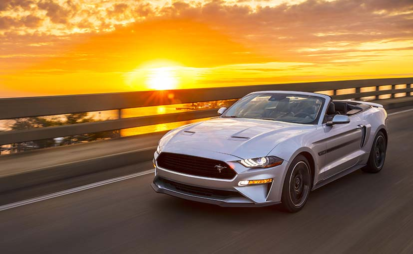 Ford Mustang GT California Special To Make A Comeback At New York Auto Show