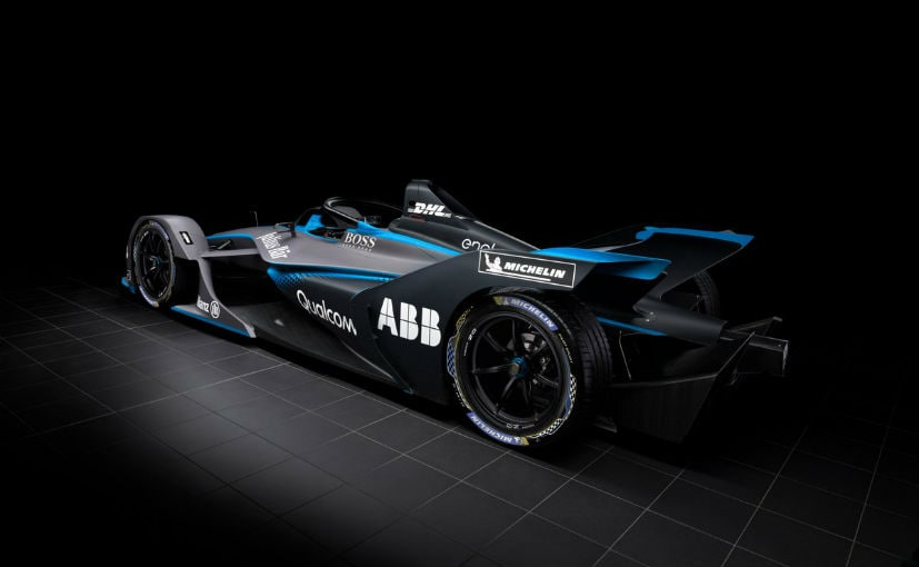 formula e gen2 electric race car