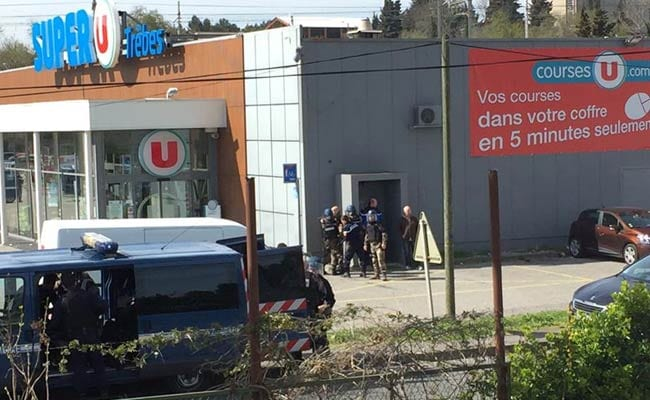 3 Killed In France Shooting, Hostage Scene. ISIS Terror Link Under Probe