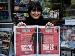 French Newspaper Charges Men More On Women's Day
