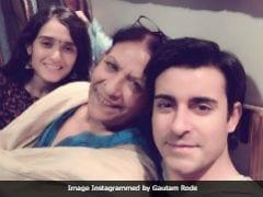 Women's Day 2018: Gautam Rode's Sweet Tribute To Wife Pankhuri, Mother