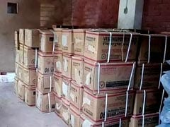 100 Cartons Of Explosives Found In A Truck In Kerala