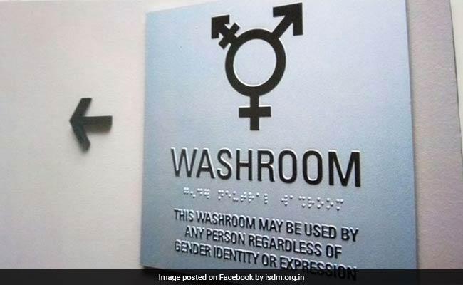 नोएडा : ट्रांसजेंडर छात्र ने किया आग्रह, संस्थान ने बनवाया कॉमन टॉयलेट