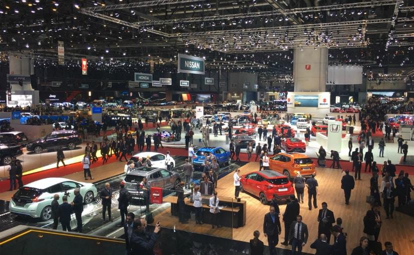 Geneva Motor Show 2018 >> Geneva 2018 Top 10 Cars And Suvs From Gims Carandbike