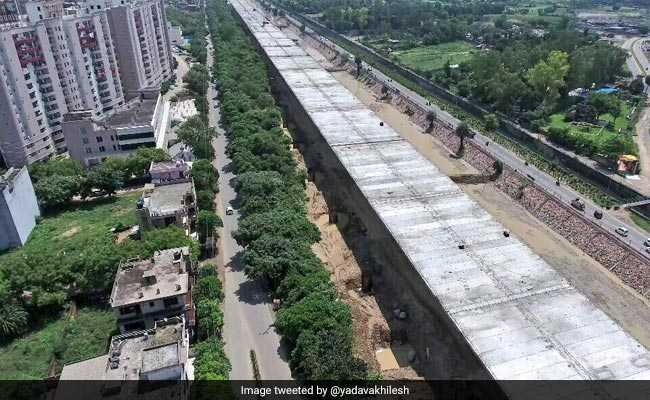 Ghaziabad Elevated Road: 10 Facts About UP Gate To Raj Nagar Extension Road