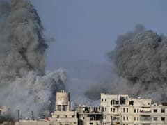 Syrian Rebel Group In Ghouta Enclave Announces Ceasefire