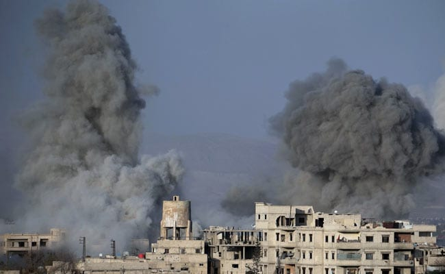 More Than Half A Million Killed In Syrian War: Human Rights Monitor