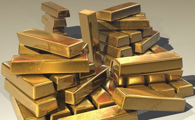 In China, Thief Steals Gold Bars Only To Discover They're All Fake