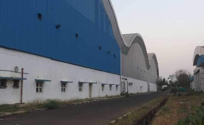 gondia hangar 650