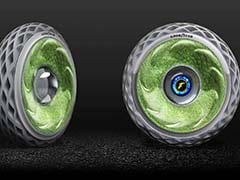 Geneva 2018: Goodyear Showcases Oxygene Concept Tyres Which Release Oxygen