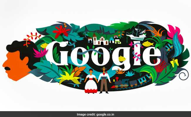 Gabriel Garcia Marquez Is Today's Google Doodle: A Look At Colombian Author's Famous Works