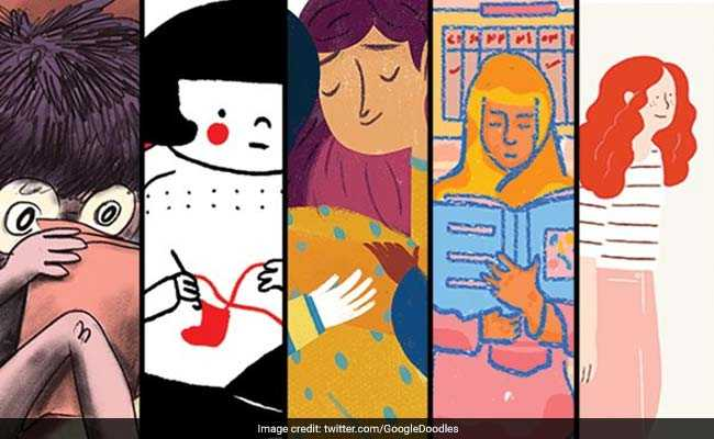 Google Doodle On International Women's Day Showcases 12 Interesting Tales