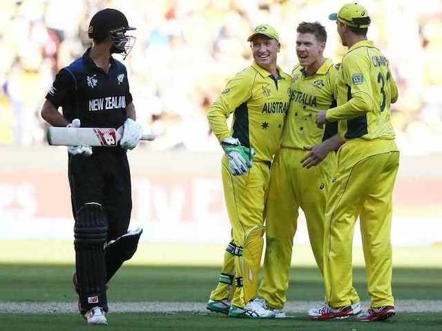Grant Elliot Hints At Possibility Of Ball-Tampering By Australians During The 2015 World Cup Final