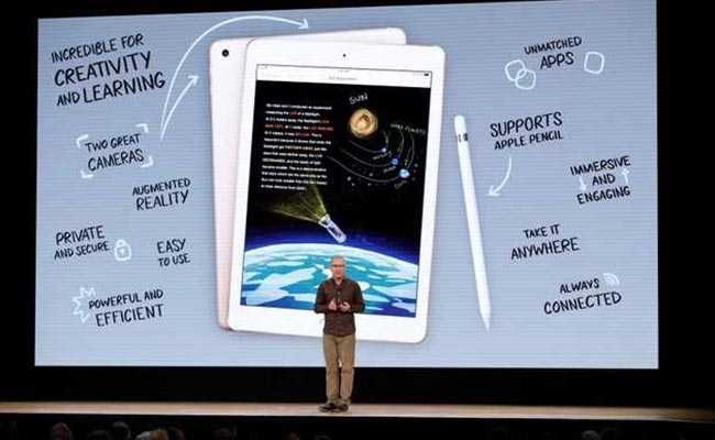 Apple Rolls Out New iPad For Students, But Does Not Cut Price