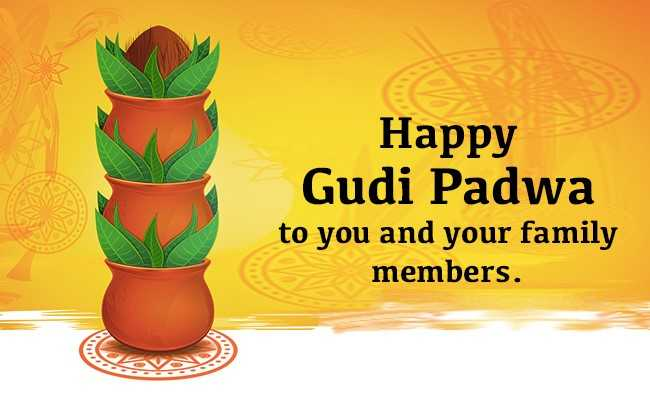 happy gudi padwa 2018 images quotes messages greetings facebook whatsapp status