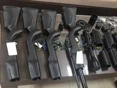 घातक हथियार बनाने के लिए बैंकॉक से तस्करी करके लाए गए पुर्जे, आरोपी गिरफ्तार