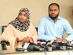 """Parents Misguided By Anti-National Forces, They Need Time"": Hadiya"