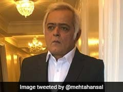 Filmmaker Hansal Mehta Alleges Harassment By Unknown Caller