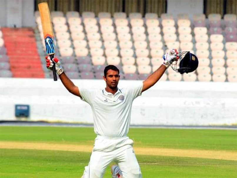 Deodhar Trophy: Hanuma Vihari Shines As India B Win Opener Against India A