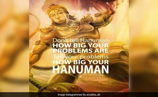 how to make lord hanuman happy