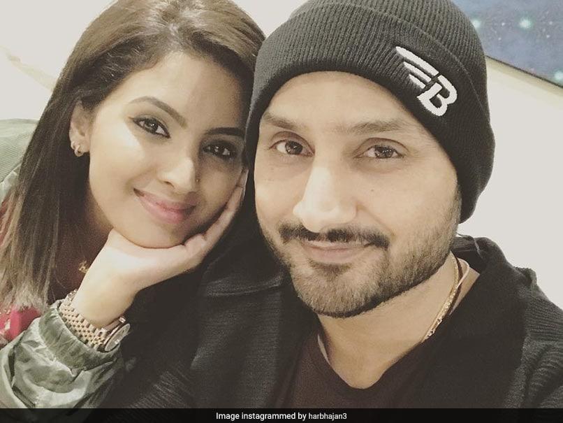 Happy Birthday Wife: Harbhajan Singhs Message For Geeta Basra