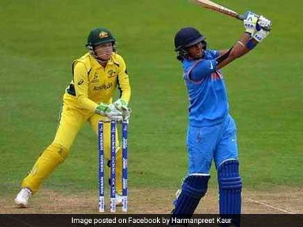 T20I Tri-Series: Indian Women Take On Australia In Opener