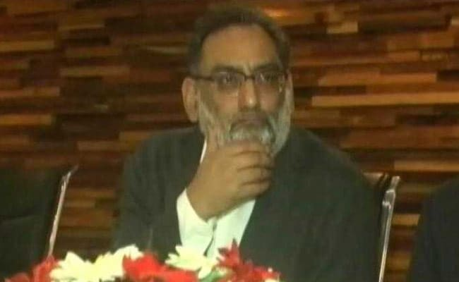 Ripples In Delhi After Sacking Of Haseeb Drabu, BJP Summons State Leaders