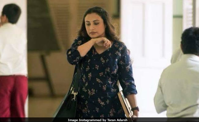Hichki Box Office Collection Day 4: Rani Mukerji's Film Shows 'Solid Hold', Earns Over 17 Crore