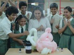<I>Hichki</i> Song <I>Khol De Par</i>: Rani Mukerji And Her Class Show Learning Is Fun