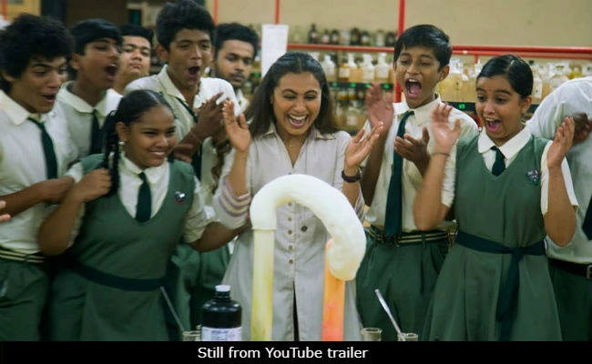 Hichki Box Office Collection Day 5: Rani Mukerji's Film Is At 20 Crore And Counting