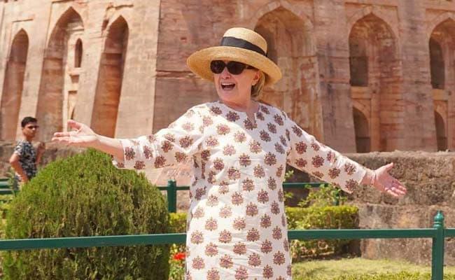 Hillary Clinton Says 'Follow The Money' In The Trump-Putin 'Bromance'