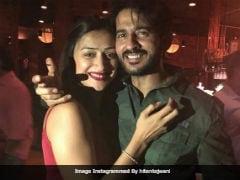 Inside <i>Bigg Boss 11</i>'s Hiten Tejwani's Birthday Party With Wife Gauri